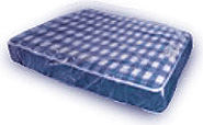 Plastic Bed Cover