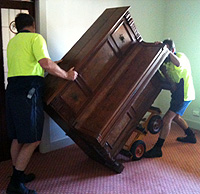 Piano Removals in Sydney, NSW.